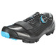 Shimano SH-XC7 Shoes Wide blue/black